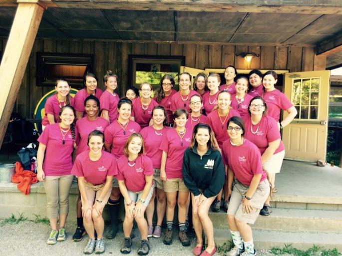 Summer Camp Counselor USA Camp America